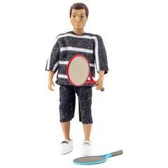 Кукла для домика папа с аксессуарами