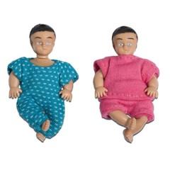 Набор кукл для домика Смоланд Близнецы