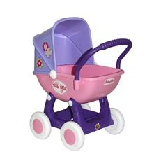 Коляска для кукол Arina 4-х колёсная (в пакете)