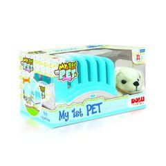 Игровой набор мой Любимый щенок, цв.голубой