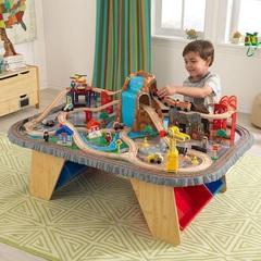 "Игровой набор ""Горный тоннель"" (Waterfall Junction Train Set & Table)"