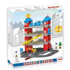 Серия Гигант. Паркинг, 4 уровня, 2 машинки, лифт