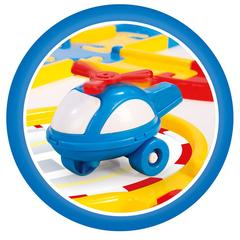 Игровой набор круговая дорога с машинками 24 детали