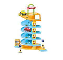 Игровой набор спиральная дорога с машинками