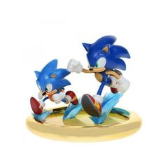 """Игрушка-фигурка """"Sonic Generation"""" (Соник Дженерейшн), 15 см"""