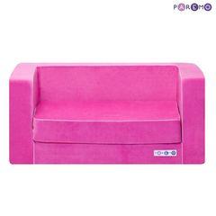 """Раскладной игровой диванчик серии """"Классик"""", цв. Розовый"""