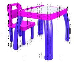 Набор Стол-парта+стул