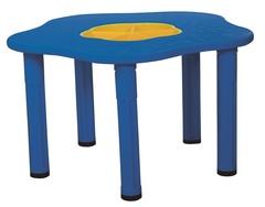 """Детский столик """"Сэнди"""", с системой хранения мелочей, цвет Синий"""