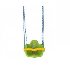 Качели подвесные Джамбо на цепях в оплетке (цвета в ассортименте)
