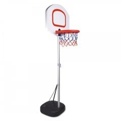 """Баскетбольное кольцо """"Король баскетбола"""" с регулируемым по высоте щитом"""