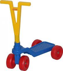 Детский четырёхколёсный самокат