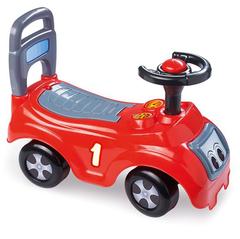 Автомобиль-каталка красный