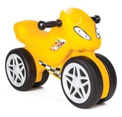 Каталка Мотоцикл MINI MOTO в подарочной коробке (цвета в ассортименте)