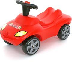 Каталка-автомобиль Пожарная команда со звуковым сигналом