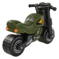"""Мотоцикл """"Моторбайк"""" военный (в коробке)"""