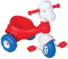 Велосипед PONY малыш 1-3 лет в пакете