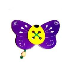 Развивающая игрушка «Шнуровка «Бабочка»
