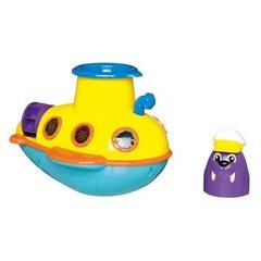 """Игрушка для ванны """"Смотровая подводная лодка"""", свет, звук"""