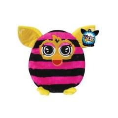 """Плюшевая подушка """"Furby"""" в полоску, 30 см"""