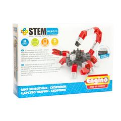 """Конструктор """"STEM HEROES. Мир животных: Скорпион"""""""