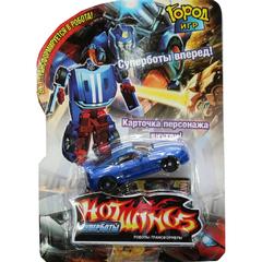 """Робот-трансформер """"HOT WINGS. Мустанг"""""""