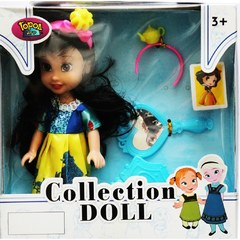 "Кукла ""Collection Doll. Белла"", набор аксессуаров"