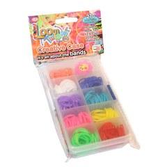 """Набор для плетения браслетов из резинок """"Loom Twister"""", 270 резинок"""