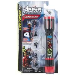 """Фонарик-проектор 3 в 1: Фонарь-Лампа-Проектор """"Marvel Avengers"""""""