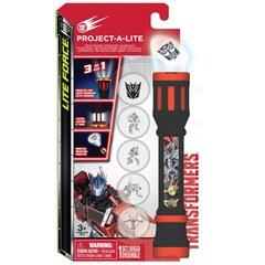 "Фонарик-проектор 3 в 1: Фонарь-Лампа-Проектор ""Transformers"""
