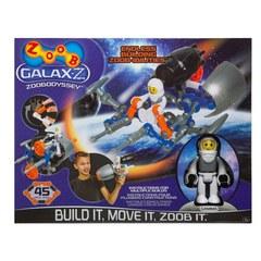 """Конструктор """"Zoob Galax-Z. Одиссей"""" 34 деталей"""