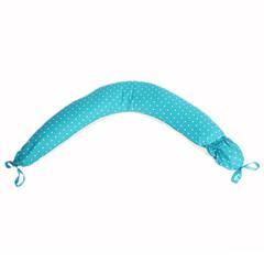 """Подушка для беременных """"Премиум"""", наполнитель холлофайбер/полистирол, голубая"""