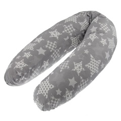 Подушка для беременных, наполнитель холлофайбер