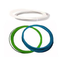 "Набор пластика для 3D ручек ""Unid. PLA-F"", 10м, 2 цвета"