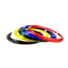 "Набор пластика для 3D ручек ""Unid PRO"", 10 м, 6 цветов"