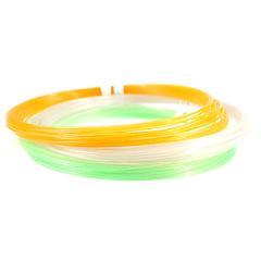 "Набор пластика для 3D ручек ""Unid PRO-F"", 10 м, 3 цвета"