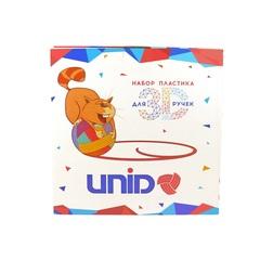 """Набор пластика для 3D-ручек """"Unid. Kid-6"""", 10 м, 6 цветов"""