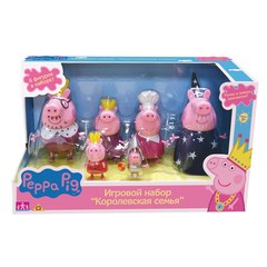 """Игровой набор Peppa Pig """"Королевская семья"""""""