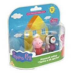 """Игровой набор Peppa Pig """"Пеппа и Зои"""""""