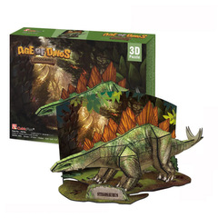 """3D-пазл """"Эра Динозавров. Стегозавр"""""""