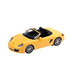"""Коллекционная модель машины """"Porsche Boxster S"""" 1:24"""