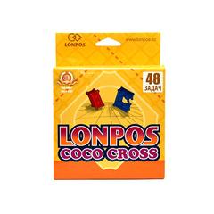 """Головоломка Lonpos """"Coco Cross"""""""