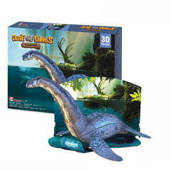 """3D-пазл """"Эра Динозавров. Плезиозавр"""""""