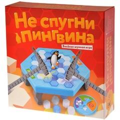 """Настольная игра """"Не спугни пингвина"""""""