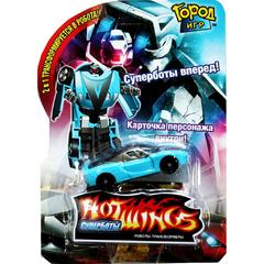 """Робот-трансформер """"HOT WINGS. Энцио"""""""