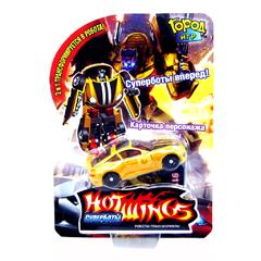 """Робот-трансформер """"HOT WINGS. 911"""""""