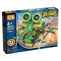 Электромеханический конструктор iRobot. Серия: Динозавры. Велоцараптор
