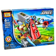 Электромеханический конструктор IRobot. Серия: Джунгли. Погрузочник