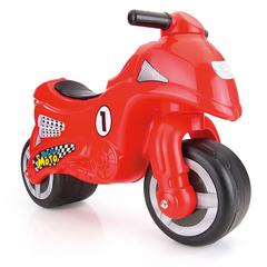 Мой первый мотоцикл-каталка красного цвета