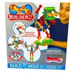 """Конструктор """"Zoob"""", 55 деталей"""
