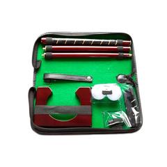 """Набор для гольфа """"Partida"""", в тканевом кейсе"""